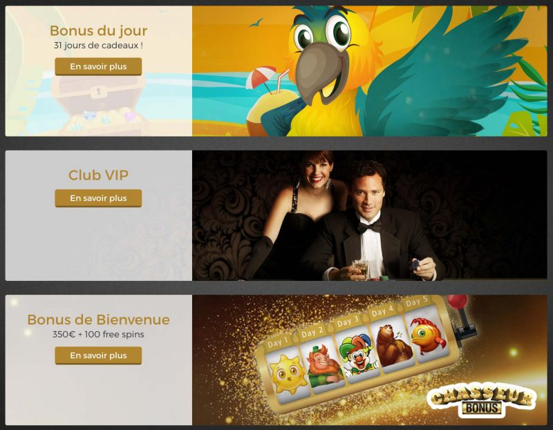 casino extra promotions