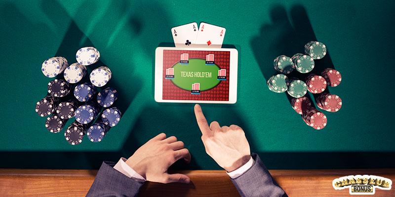 chasseur bonus poker